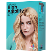 Total Results High Amplify Shampoo, Conditioner, Dry Shampoo