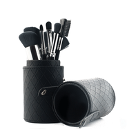 Black Brush Set - 10 Piece