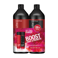 Total Results So Long Damage Shampoo, Conditioner Liter Duo