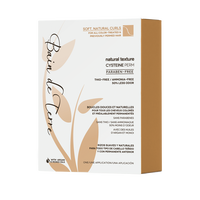 Natural Texture cysteine color-treated