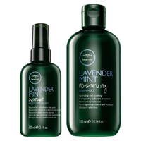 Lavender Mint Moisturizing Shampoo, Overnight Therapy