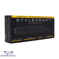 StyleCraft Shmedium Travel Iron - 3/4 Inch