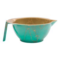 Elementals Aqua Blue Color Bowl