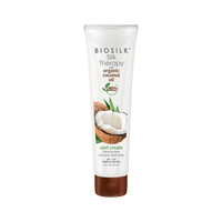 Biosilk Silk Therapy Coconut Curl Cream