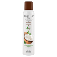 Biosilk Silk Therapy with Coconut Oil Whipped Volume Mousse