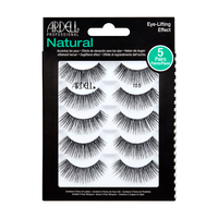 Black Lashes #105 - 5 Pack