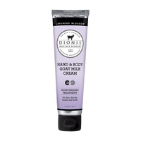 Dionis Lavender Blossom Goat Milk Hand and Body Cream