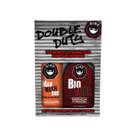 Bio Fuel Conditioner, Man Wash (Beard, Hair and Body)