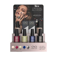 Shellac Crystal Alchemy - 14 Piece Display