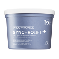 Syncrolift Ultra-Quick Blue Powder Lightener 9