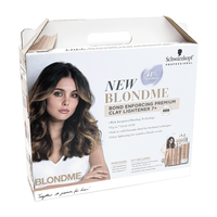 BlondMe Clay Lightener Try Me Kit