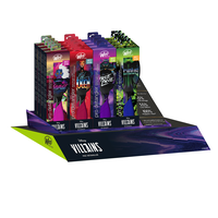 Disney Villains Detangler 16-Piece Display