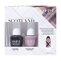 GelColor Scotland Collection Art Duo Pack #1