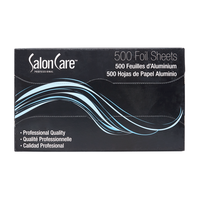 Salon Care Foil Sheet 9 x 10.75 - 500 Count