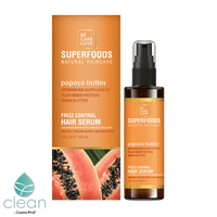 SuperFoods Papaya Frizz Control Leave-In Hair Serum