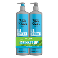 Bed Head Recovery Shampoo, Conditioner Liter Duo