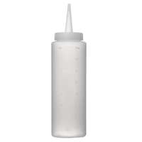 Soft 'n Style Wide Mouth Color Applicator Bottle - 8 oz