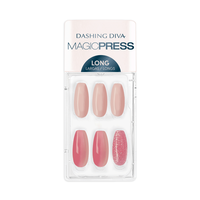 Blush Hour Magic Press-On Gel Nails