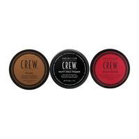 Classic Pomade, Heavy Hold Pomade, Cream Pomade - 3 Count
