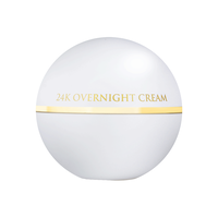 White Gold 24K Overnight Cream