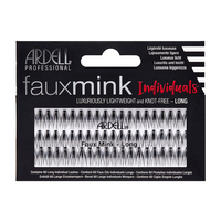 Faux Mink Individuals Lashes Long Black