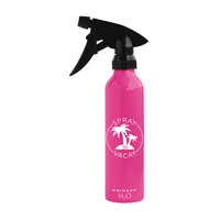 Tropic Vibes H20 Spray Bottle - Pink Spray to Vacay