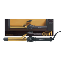 Express Gold Curl™ 1 Inch Spring Barrel
