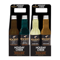 Woody's Holiday Cheer Kit - 4 Pack