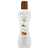 Biosilk Silk Therapy with Coconut Oil 3-in-1