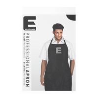 Professional Salon Apron - Black