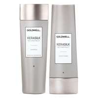 Kerasilk Reconstruct Shampoo, Conditioner Holiday Duo