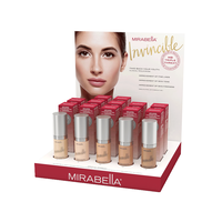Invincible Anti-Aging HD Foundation - 10 Count Display