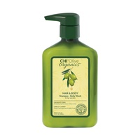 CHI Olive Organics Hair & Body Shampoo Body Wash