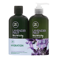 Tea Tree Lavender Mint Moisturizing Shampoo & Conditioner