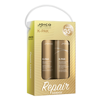 KPAK Winter Shampoo, Conditioner Liter Duo