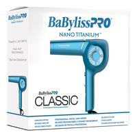 BaBylissPRO Classic Dryer Blue