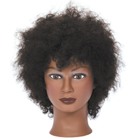 Salon Care Miss Mia Afro Mannequin Head