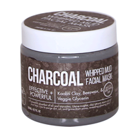 Charcoal Whipped Mud Facial Mask