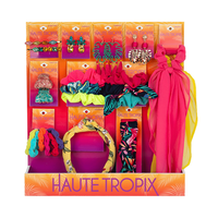 Tropic Vibes Hair Accessories - Display
