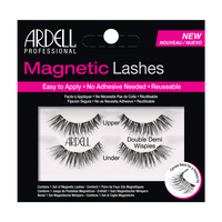 Magnetic Strip Double Demi Wispies