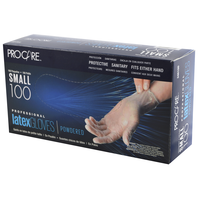 ProCare Latex Powdered Gloves - Small