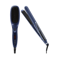 Thermal Ionic Paddle Brush, Advanced Straightener 1 Inch