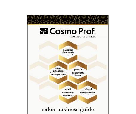 CosmoProf Salon Business Guide