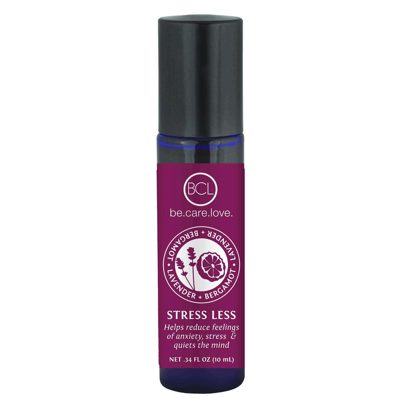 Stress Less Essential Oil Roll-On Blend