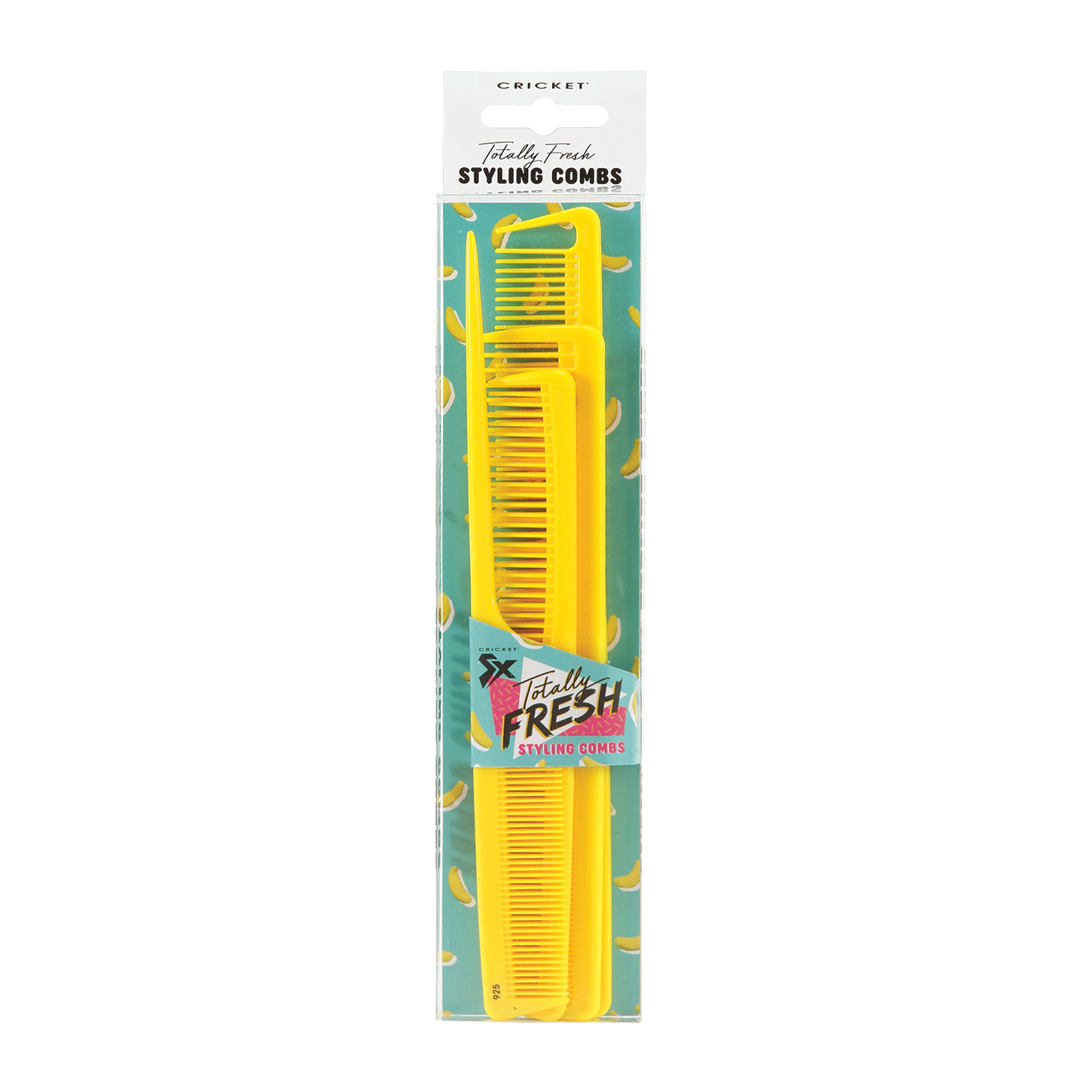 SX Mega Mellow Combs - 4 Pack