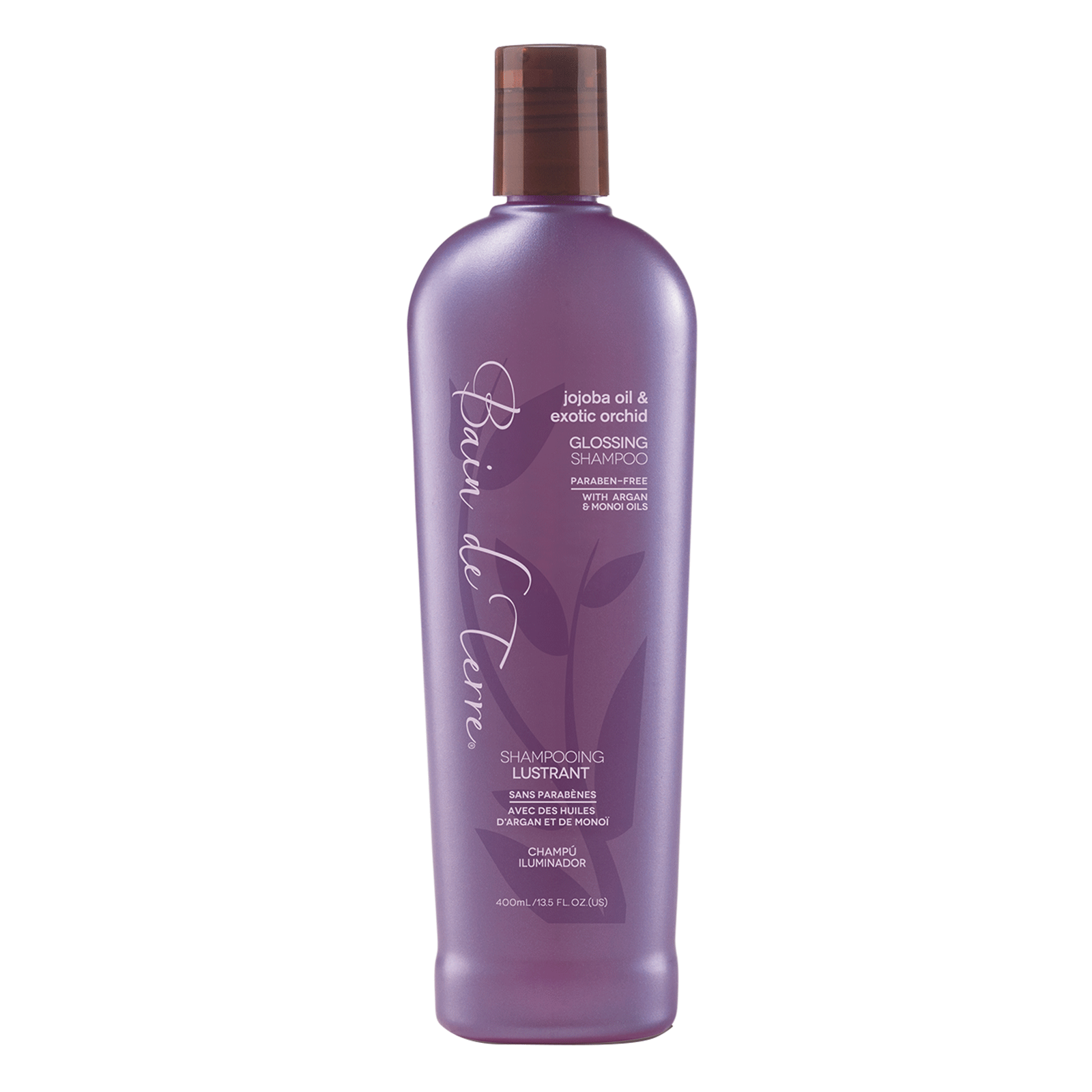 Jojoba Oil and Exotic Orchid Glossing Shampoo