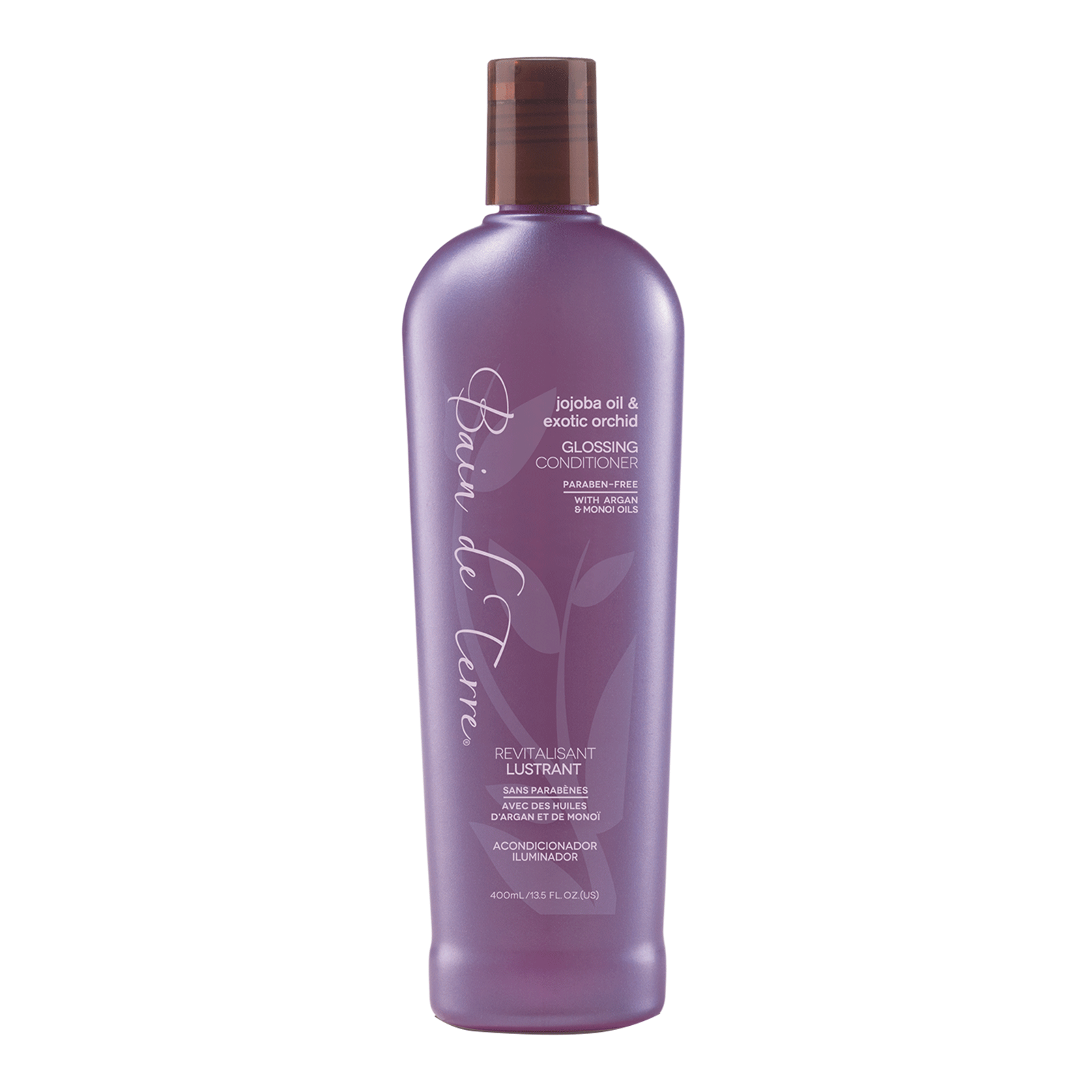 Jojoba Oil and Exotic Orchid Glossing Conditioner