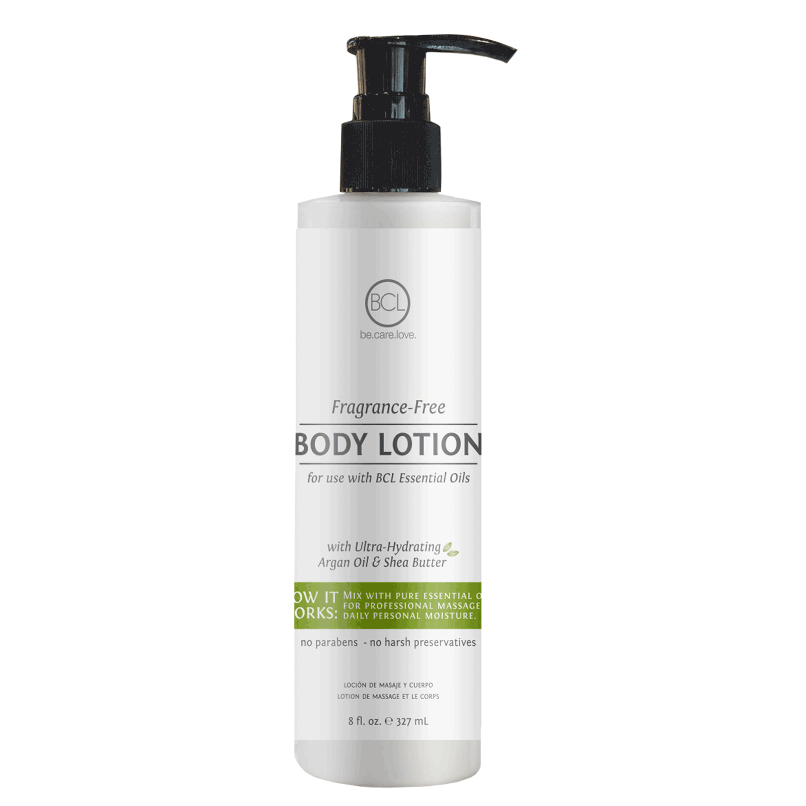 Fragrance-Free Body Lotion