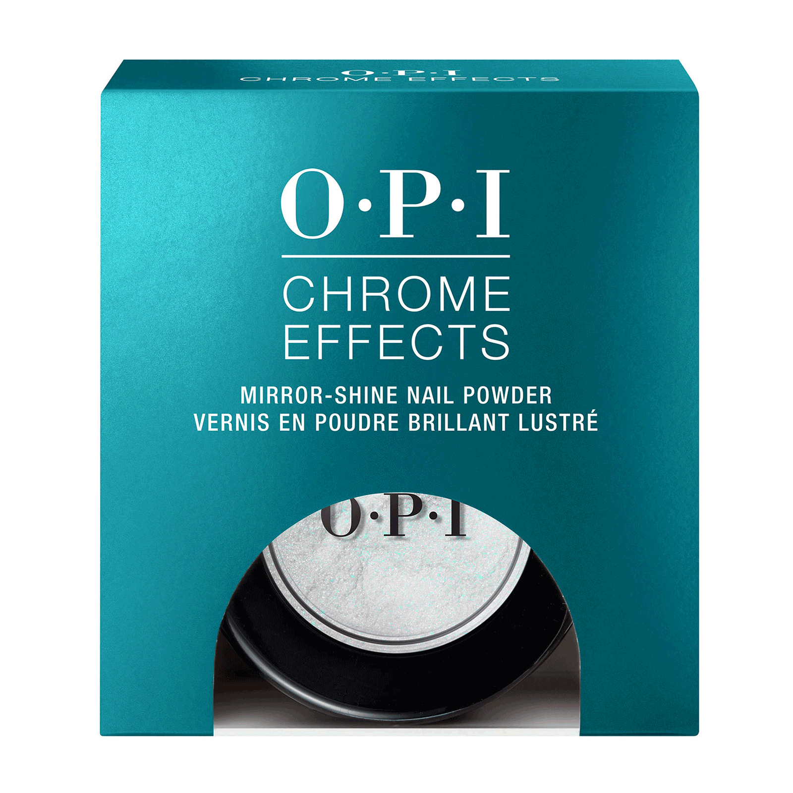 Chrome Effects - Blue ''Plate'' Special - OPI | CosmoProf