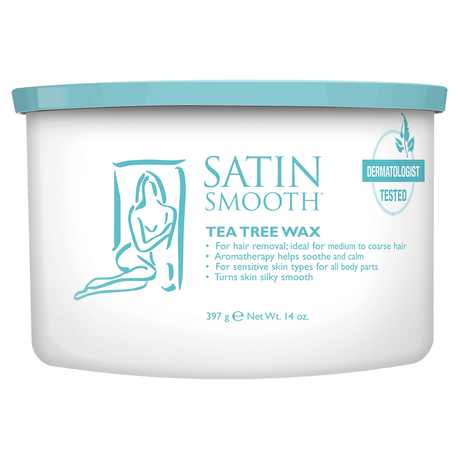 Tea Tree Wax with Eucalyptus